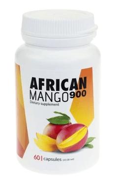 African Mango 900 - suplementy diety na odchudzanie