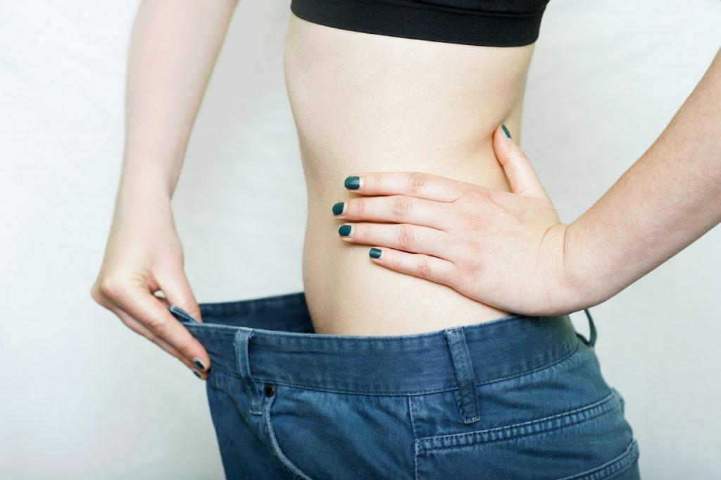 odchudzanie brzucha
