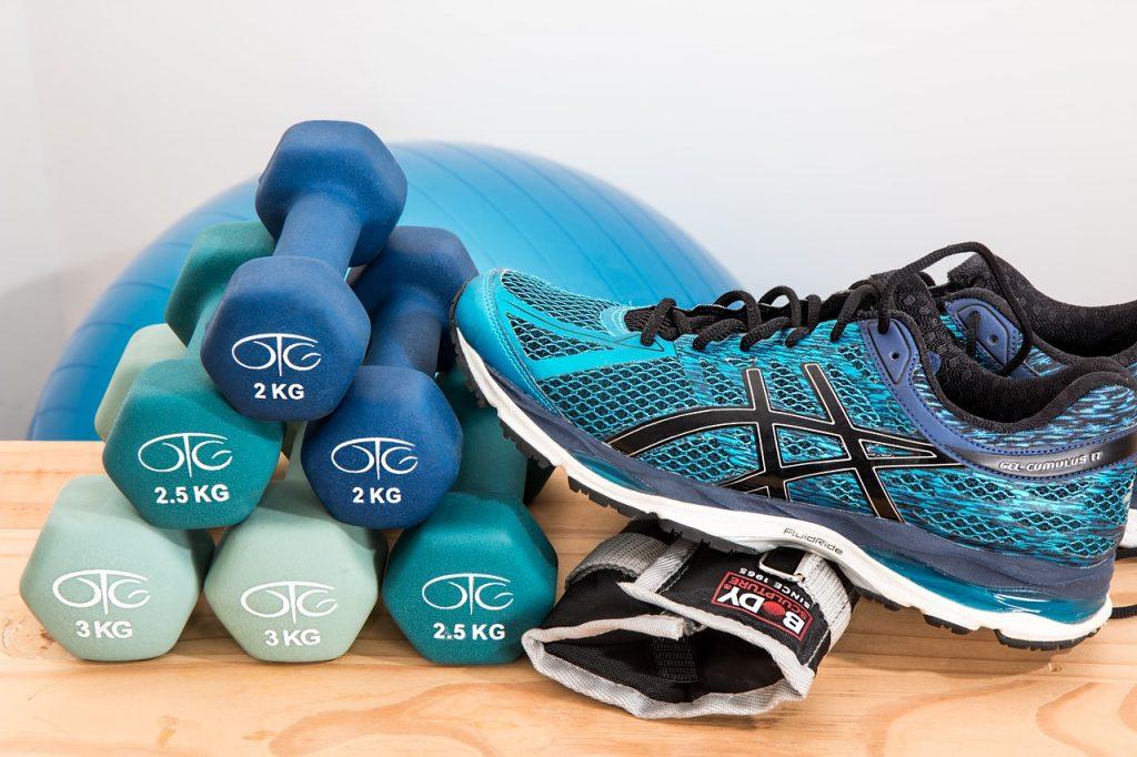 akcesoria i buty do biegania