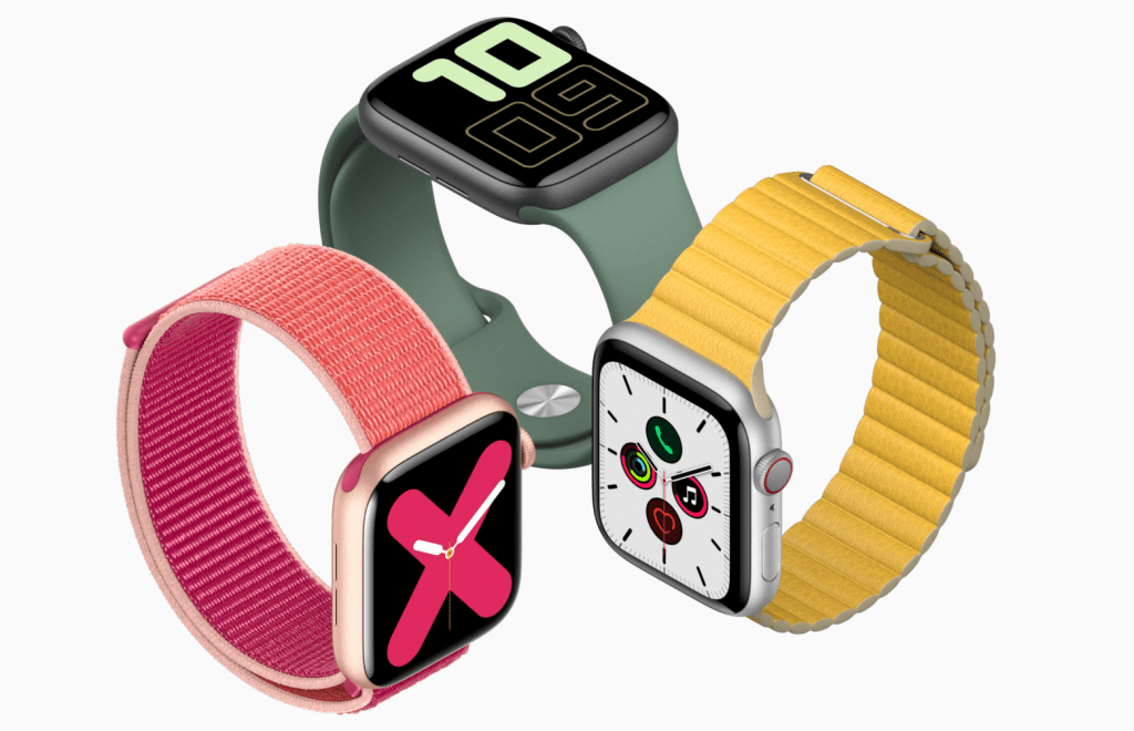 Apple watch seri 5