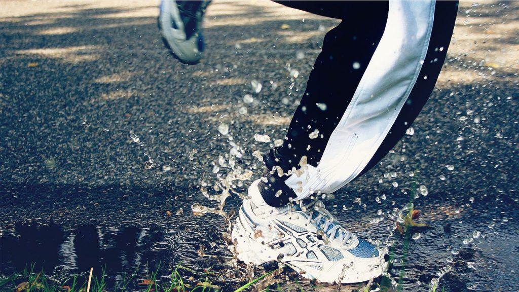 buty do biegania na jesień