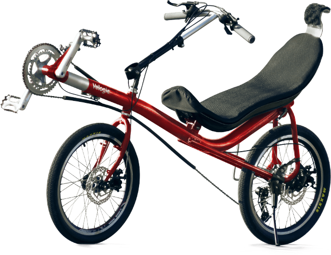 rower poziomy