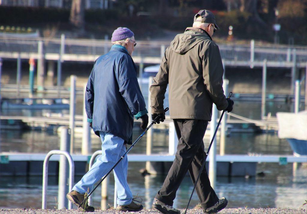 Nordic walking odchudzanie