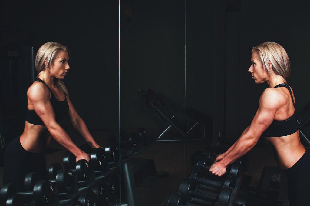 Motywacja do treningu dla dziewczyn