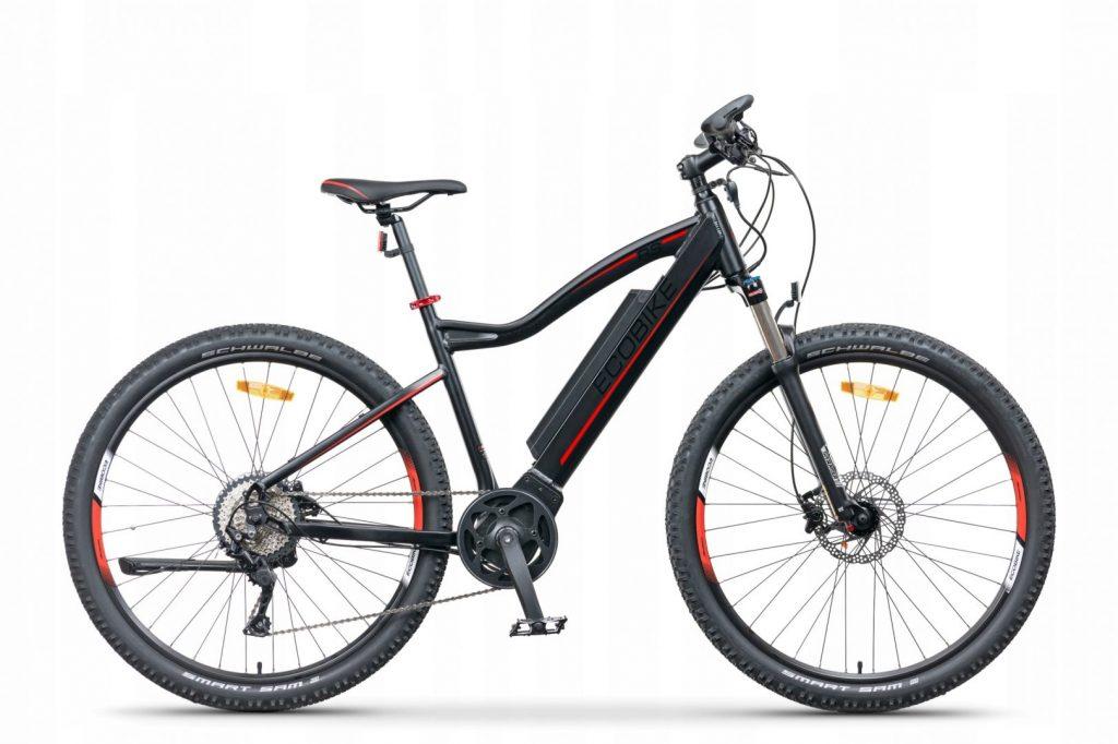 """Rower elektryczny EcoBike RS 21"""""""