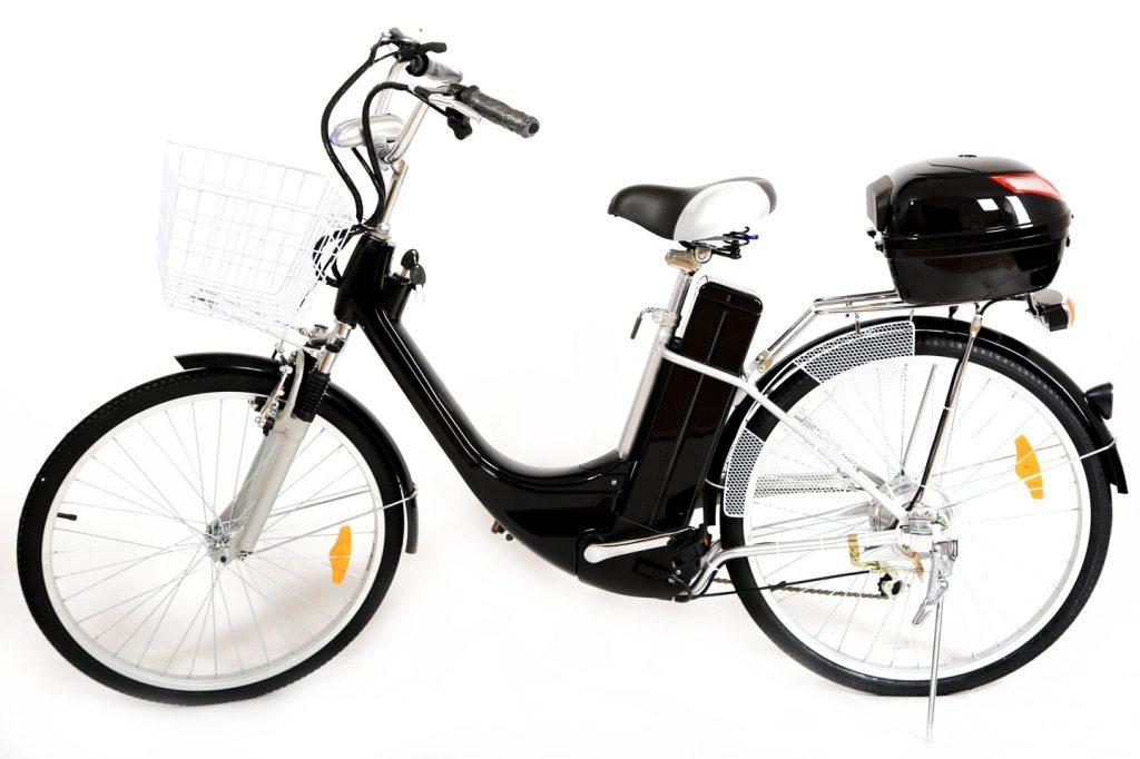 Rower elektryczny Contestbike CB1