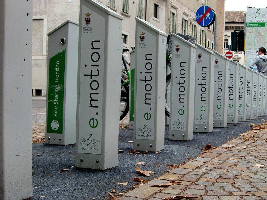 Gdzie naładować rower elektryczny?