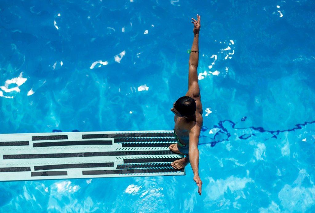 Pływanie – które mięśnie pracują podczas treningu pływackiego?