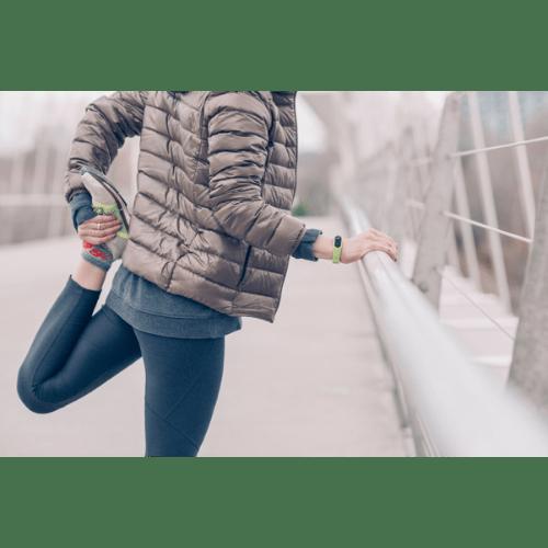 Ćwiczenia rozciągające po bieganiu
